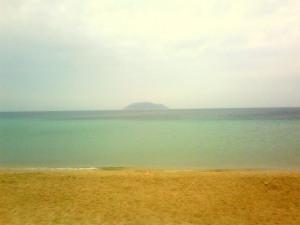 Neos Marmaras beach 2012